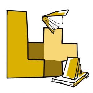 L+ L-plus boekenfonds logo