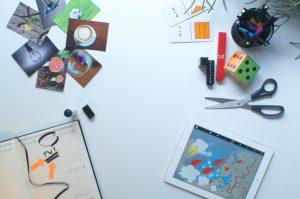 L+ beelddenken visueel leren