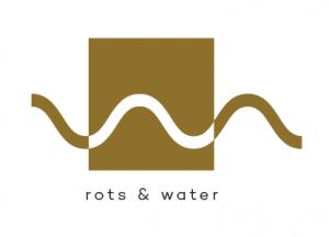 Rots en water weerbaarheid training kinderen logo
