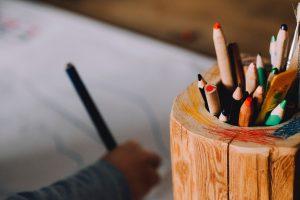 Leren met kleuren